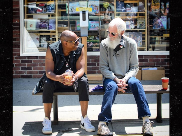 Dave Chappelle, David Letterman