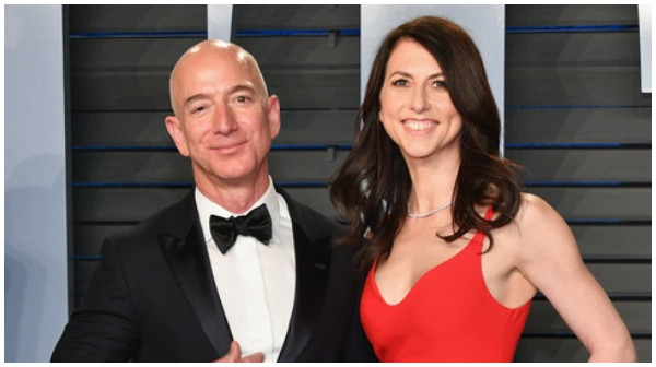 MacKenzie Scott Donated $1.7 Billion Of Her Wealth Since Divorce