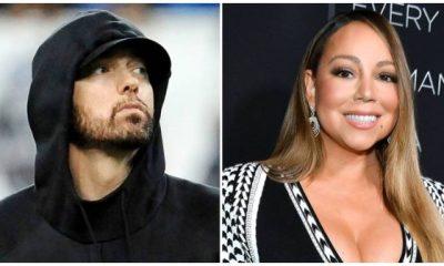 Eminem, mariah carey
