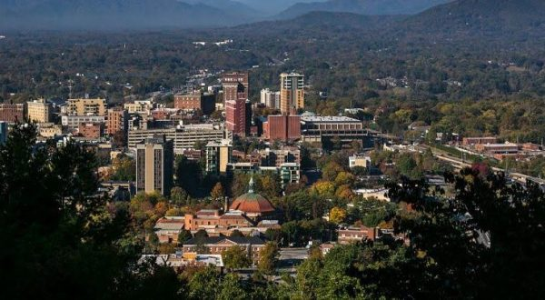 City of Ashville, North Carolina