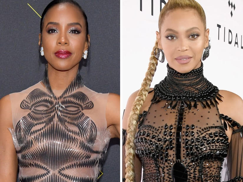 KELLY ROWLAND, BEYONCE
