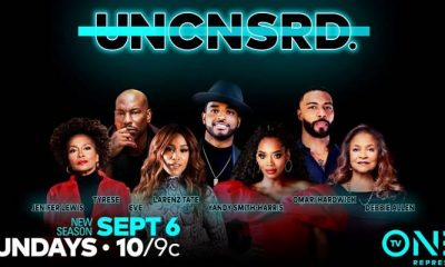 "TV One's ""Uncensored"" Season 3"
