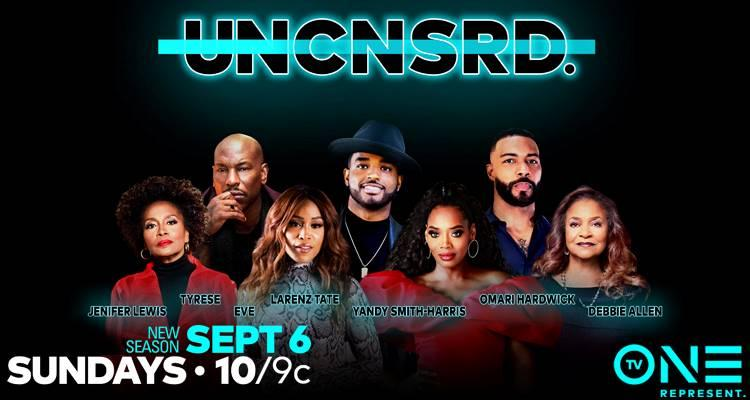 "TV One's ""Uncensored"" Season 3"