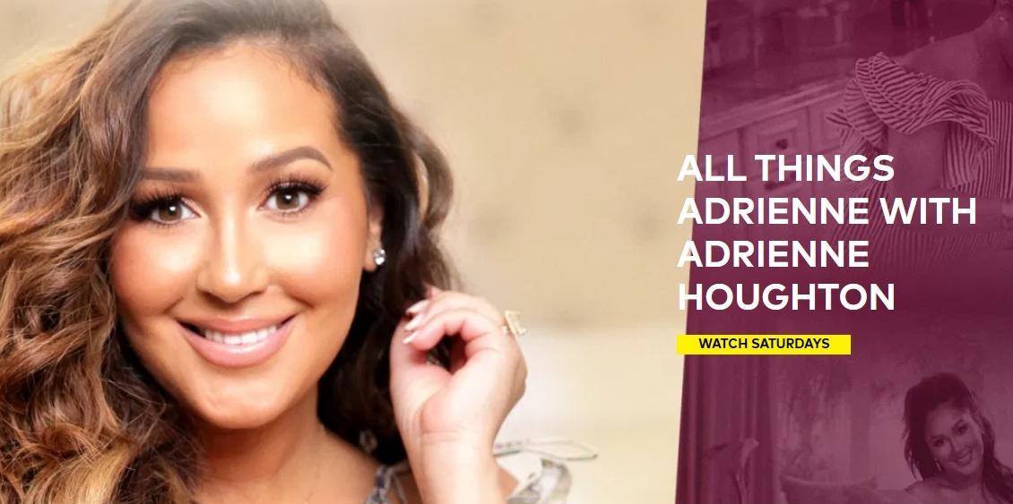 Adrienne Houghton promo