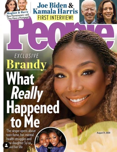 Brandy - People cover