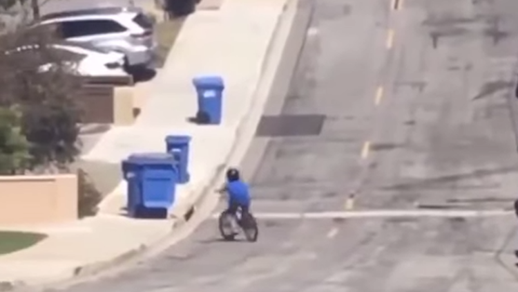 Crashing-Bicyclist-Recreates-In-the-Air-Tonight-Drum-Solo