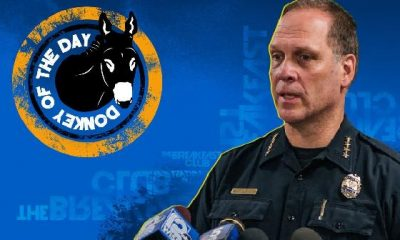 Donkey of the Day - Kenosha police chief