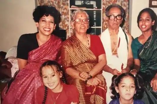 Kamala Harris - Indian family