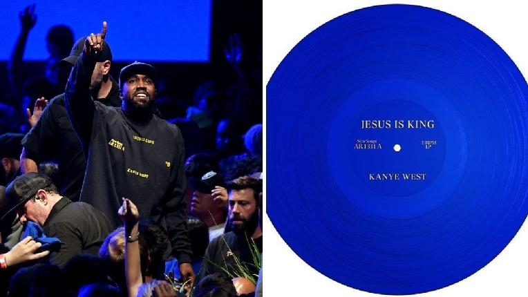 Kanye - jesus is king