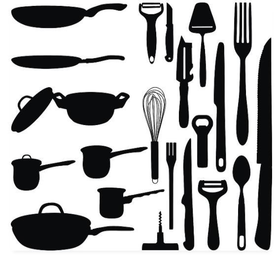 Kitchen Accessories - Getty