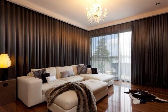 Luxury living room - sound proofed