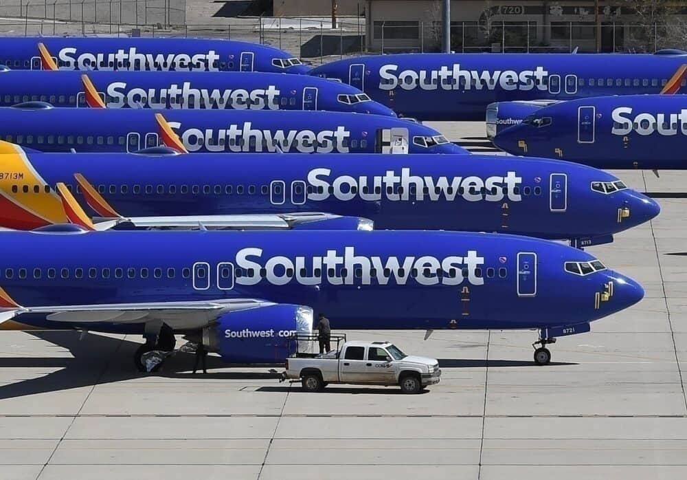Southwest Airlines - GettyImages-1133307195-1000x698