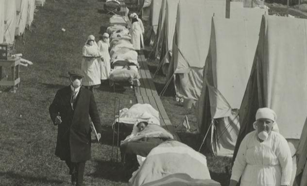 Spanish Flu-1918a (US National Archives) 165-WW-269B-019-1