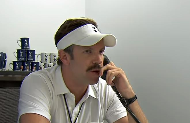 Jason Sudeikis - Ted lasso screenshot1a
