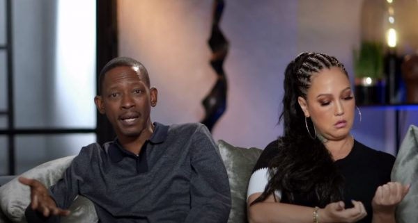Toni Is DONE w/ Kurupt's Drinking! Marriage Boot Camp: Hip Hop Edition