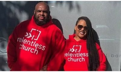pastor jogn gray and wife aventer