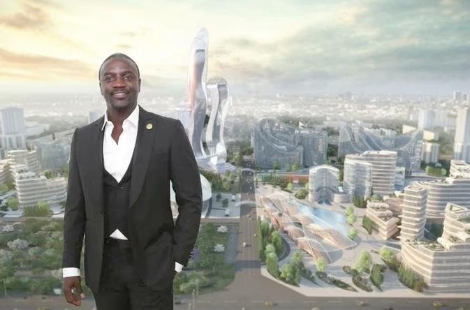 Akon - Afrika - Wakanda