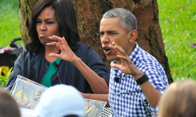 Michelle & Barack - obama-getty-082316