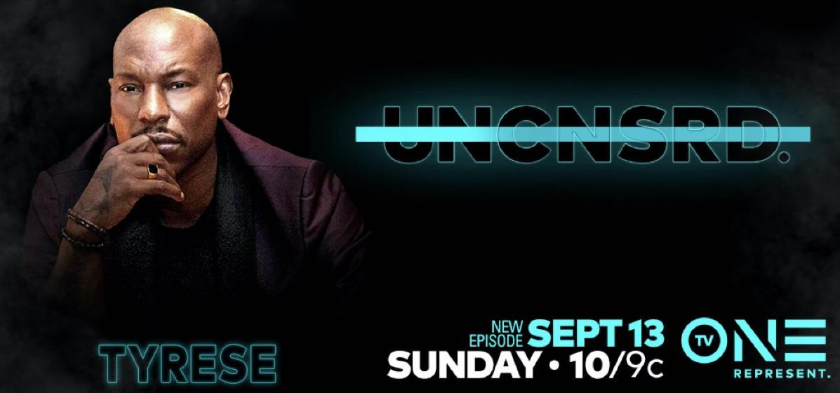 Tyrese unsung poster