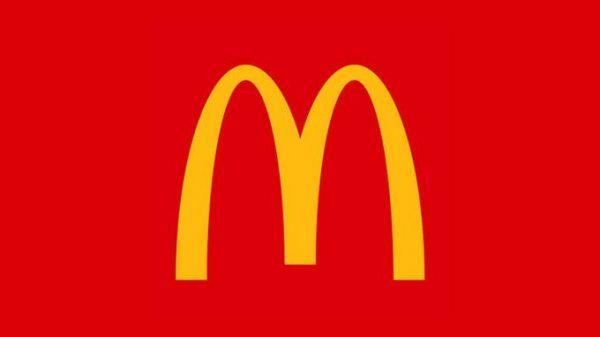 mcdonald's logo - via twitter