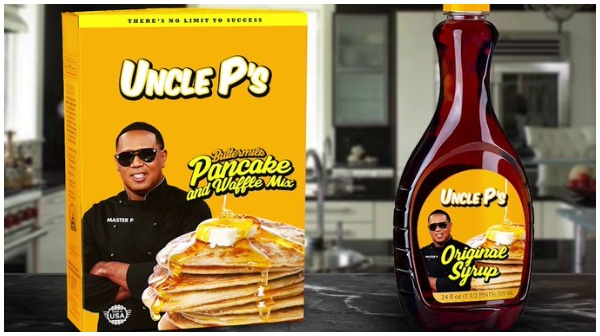"""Master P, """"UNCLE P's"""" MINORITY OWNED BRANDS"""