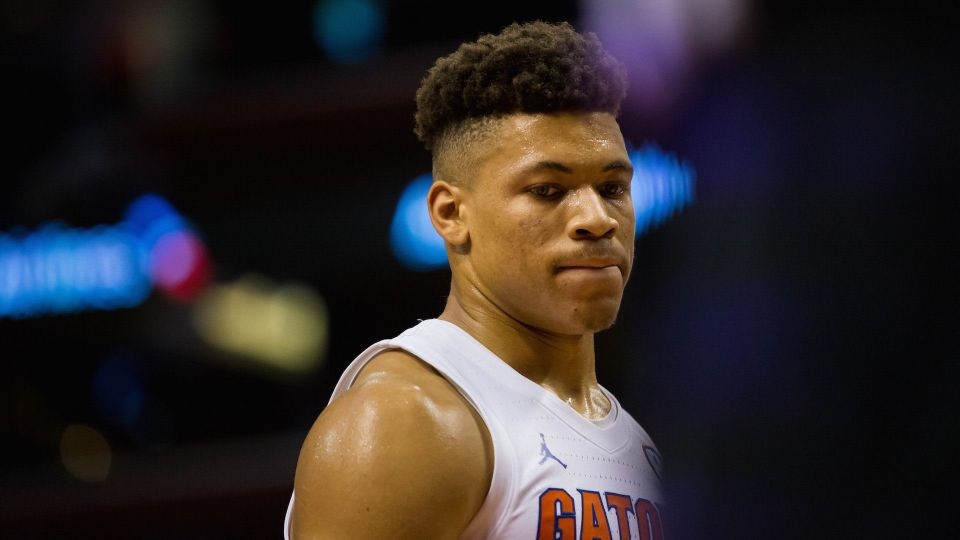 Florida men's basketball star Keyontae Johnson in stable condition after collapse