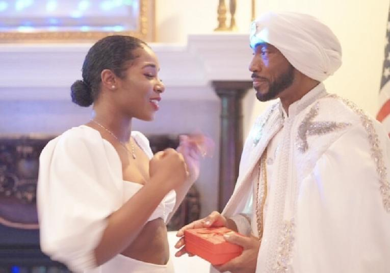 1-King Yahweh and Milinda Smith