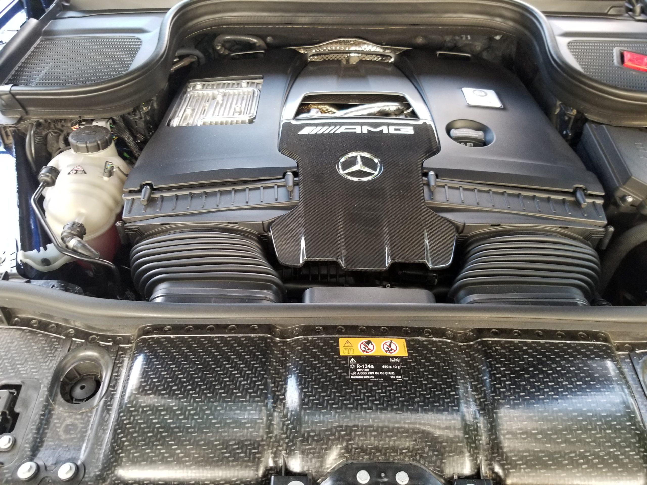 AMG GLE Engine
