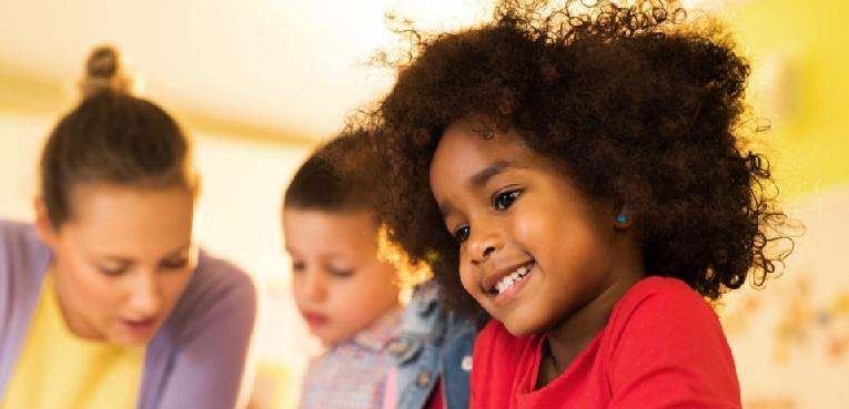 African American - black-kindergarten-grade-school student (Getty)