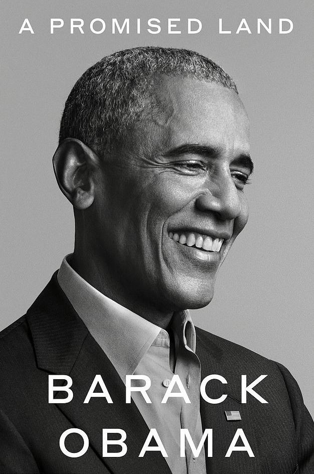 Barack Obama - Promised Land (cover)