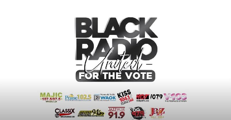 Black Radio United for the Vote - screenshot