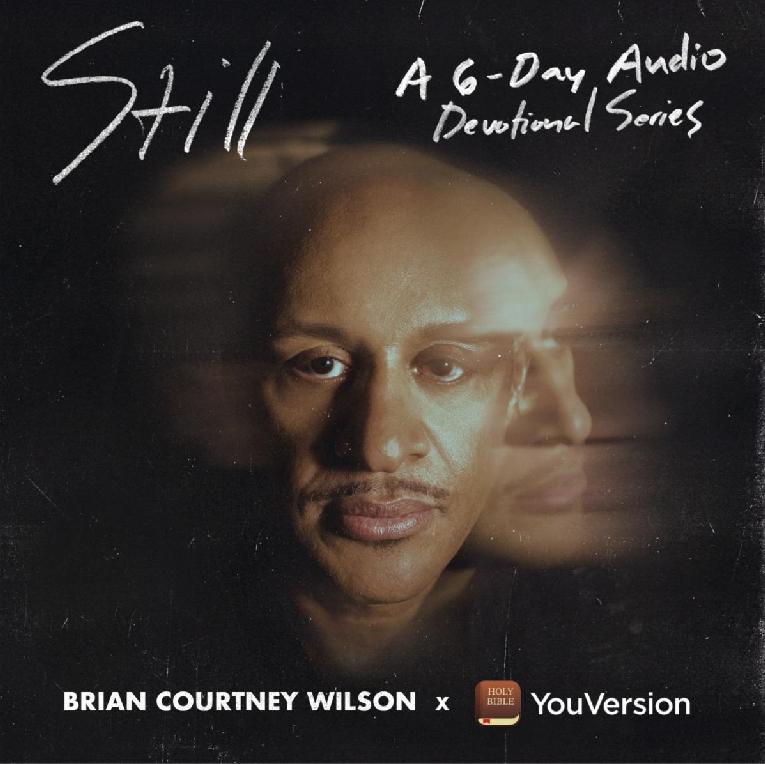 Brian Courtney Wilson - Still cover