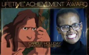 Carole Holliday