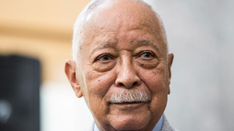 David Dinkins - Gettyimages-484594678