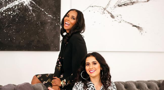 Dina Marto and Courtney Rhodes1