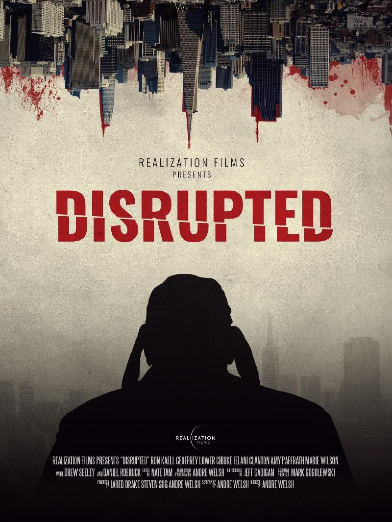 Disrupted - poster