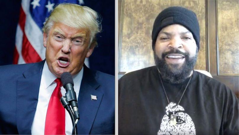 Donald Trump - Ice Cube