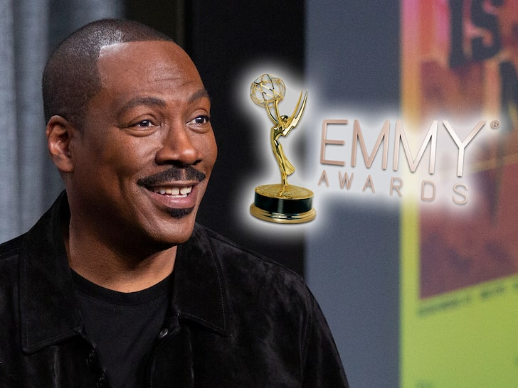Eddie Murphy Emmy Award