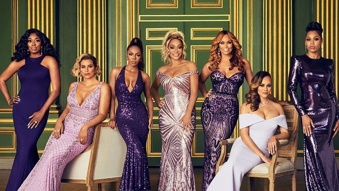 Real Housewives of Potomac - twitter