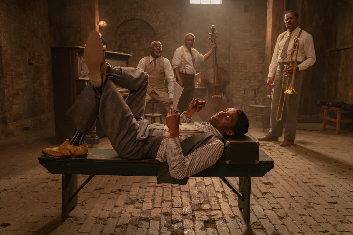 Ma Rainey's Black Bottom, Chadwick Boseman's Final Movie