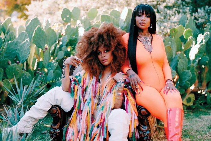 Erykah Badu, Summer Walker - Rolling Stone