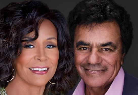 Freda Payne -- Johnny Mathis1