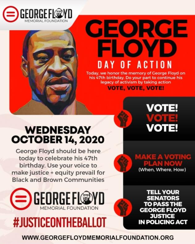 George Floyd Day of Action