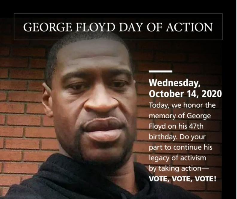 George Floyd Day of Action1