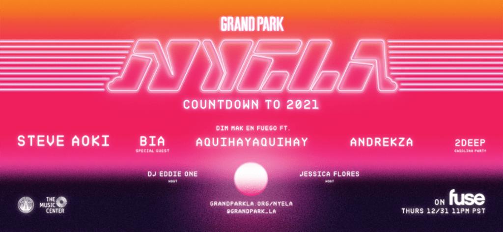 Grand Park NYE