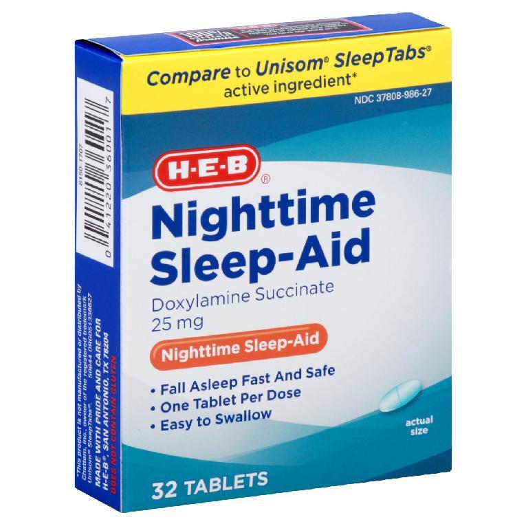 HEB sleep-aid - 000663583