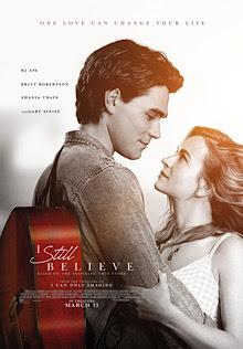 I Still Believe promotional poster 1