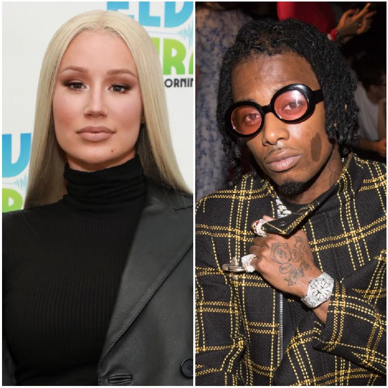 Iggy Azalea - Playboi Carti (Getty)