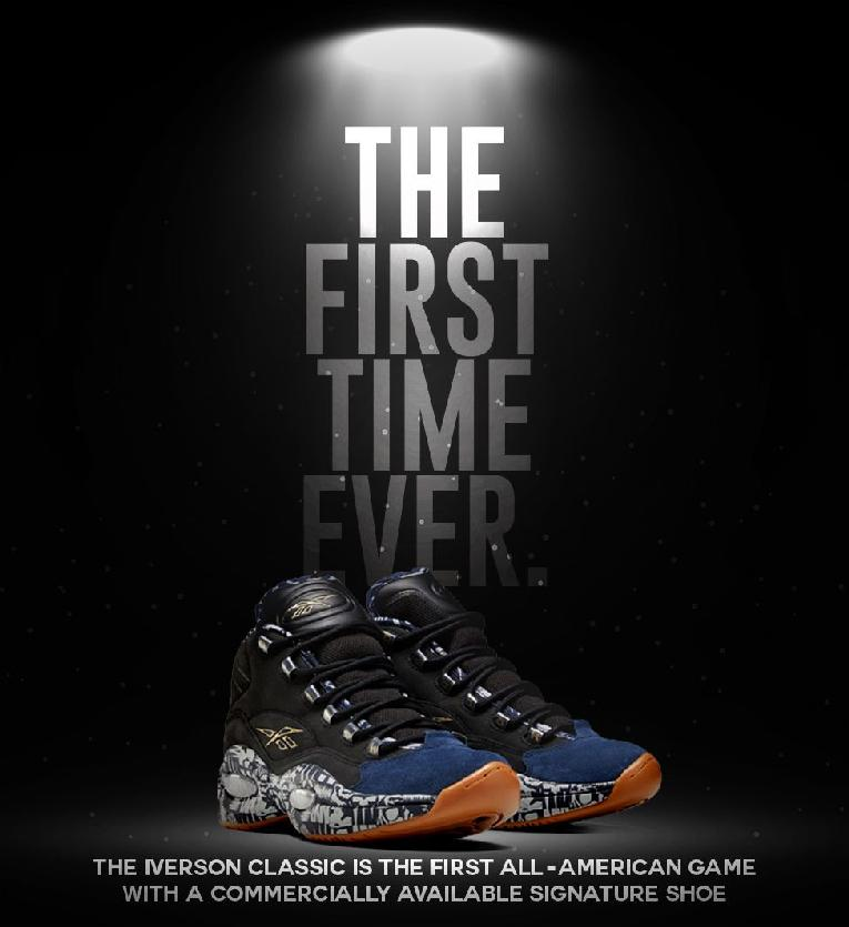 Iverson Classic - first time ever