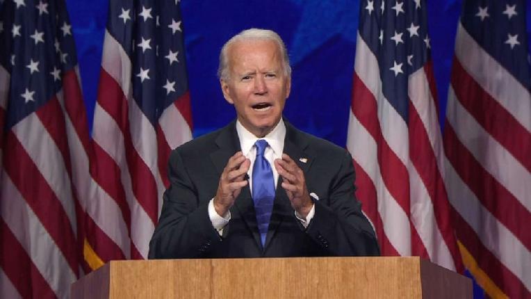 Joe Biden - DNC speech